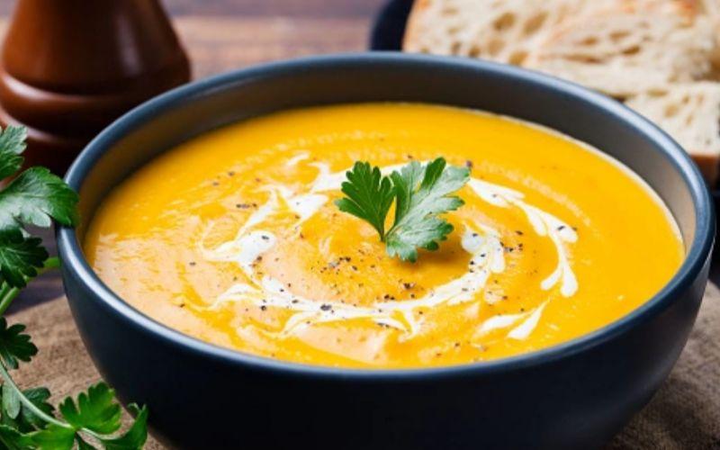 गाजर का सूप