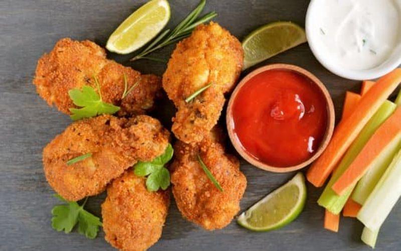 चिकन फ्राई रेसिपी