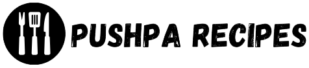 Pushpa Recipes logo