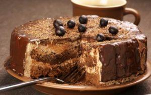 बिस्कुट केक कैसे बनाते है