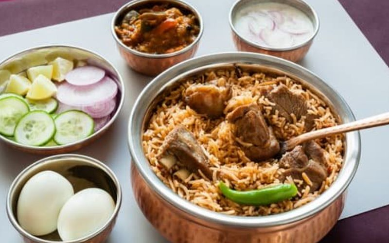 Mutton Pulao Recipe Hindi