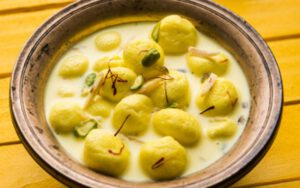 Angur Rabdi Recipe in Hindin