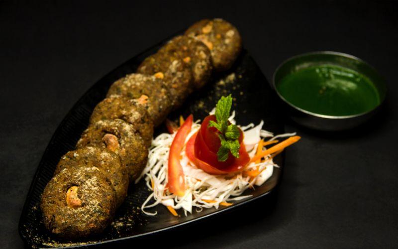 Matur Kabab Recipe in Hindi