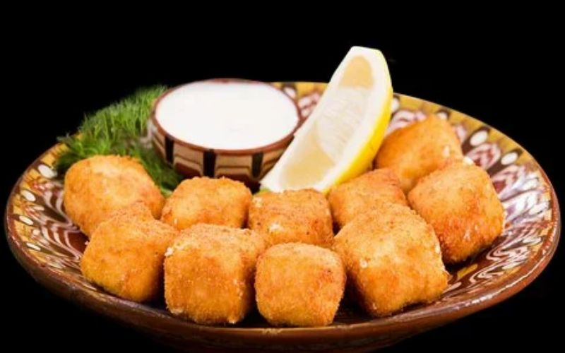 Paneer Nuggets Recipe in Hindi