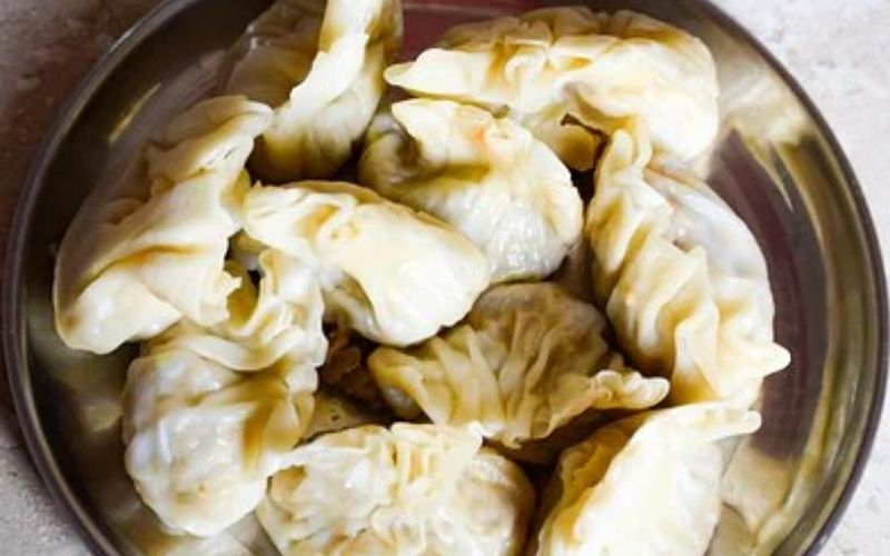 Chicken Momo Recipe in Hindi