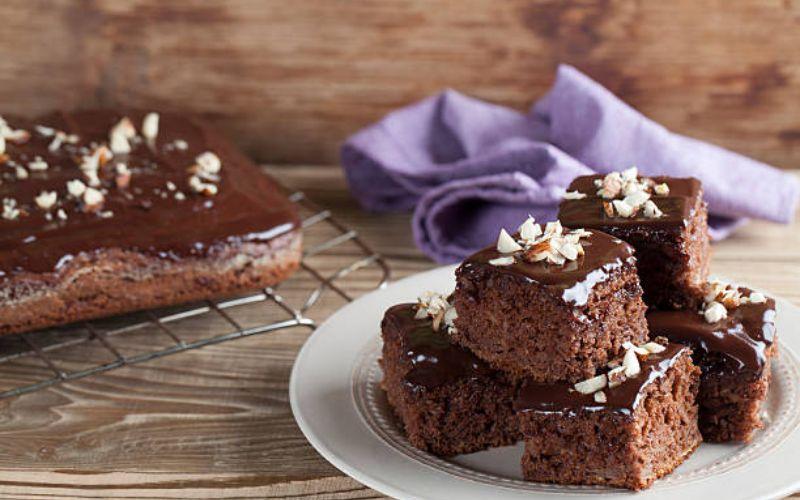 चॉकलेट ब्राउनी